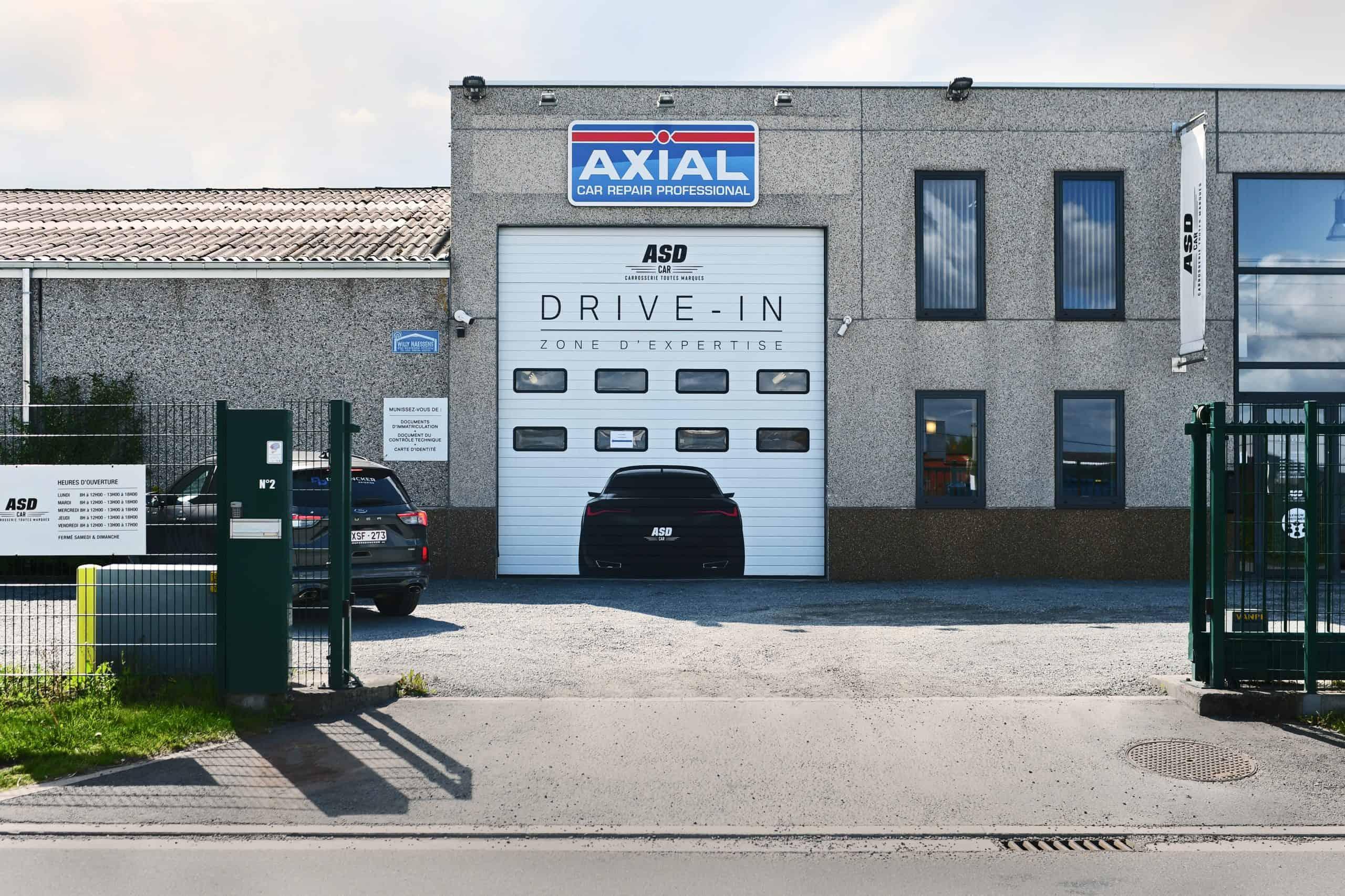 ASD Car | Votre carrosserie toute marque