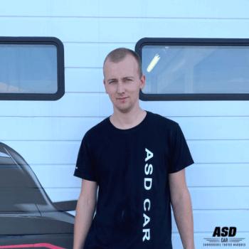 ASD Car | Marvin Dehon